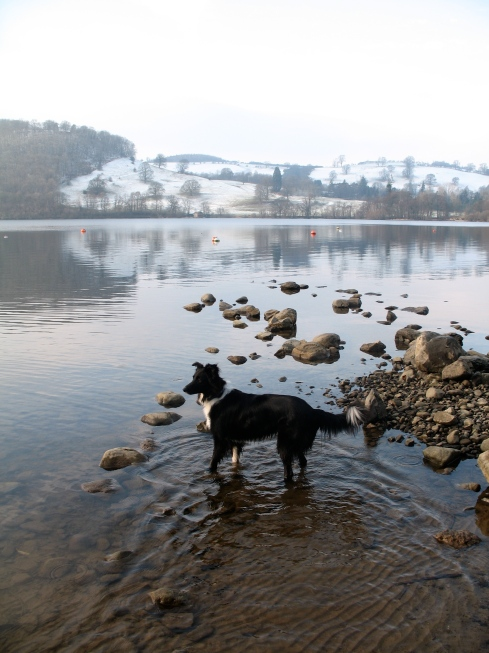 Ullswater in January