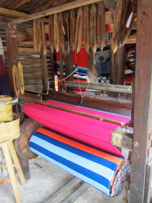 Woven Mexican Textiles