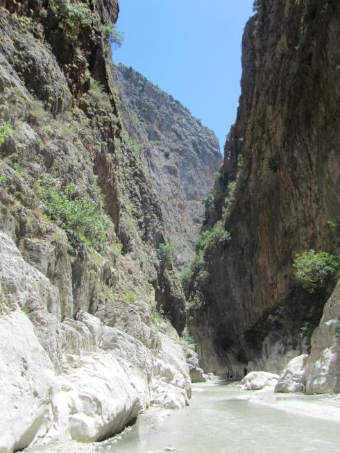 Saklikent Gorge, Turkey