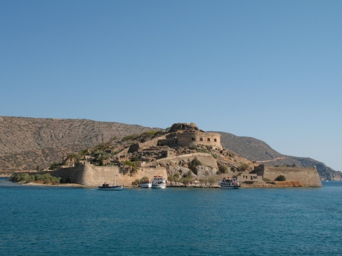 Spinalonga, Crete