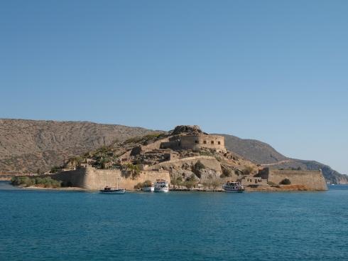 Spinalonga, Crete